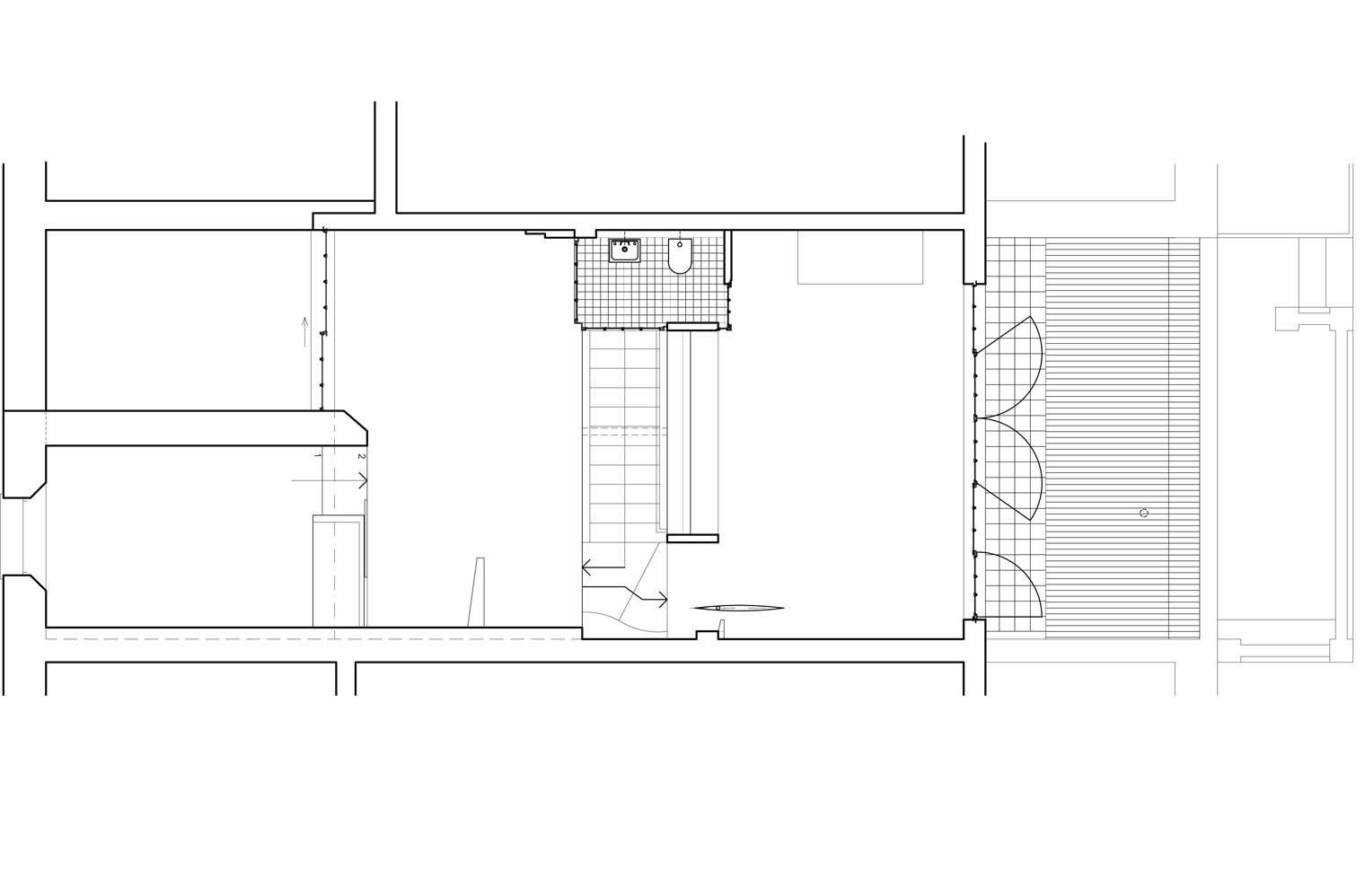 45 Leeuwen Street - First Floor Plan