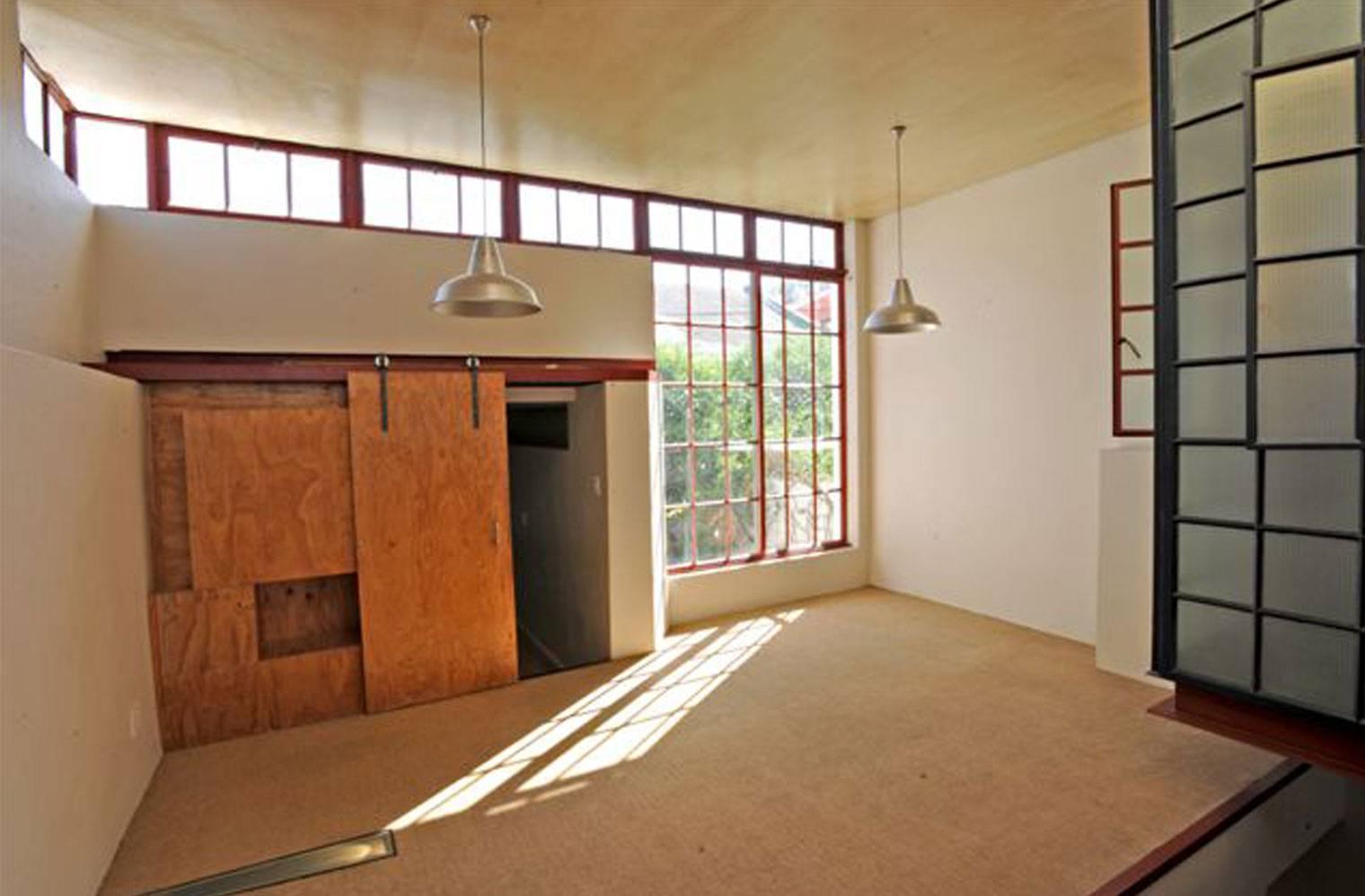 45 Leeuwen Street - Studio