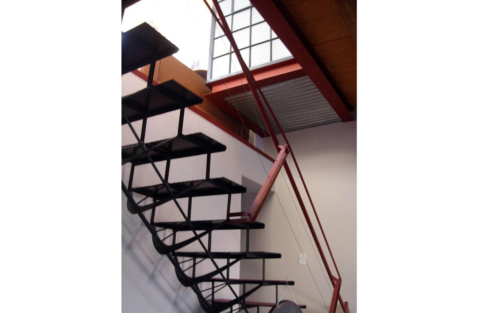 45 Leeuwen Street - View to Glass Cantileered En-Suite
