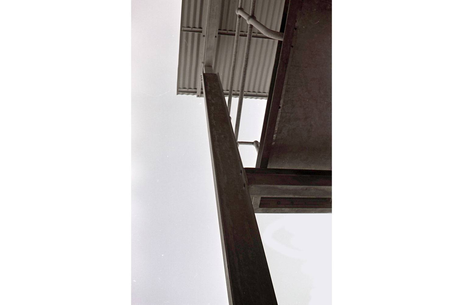 5-roodehek-street - Steel Canopy Detail