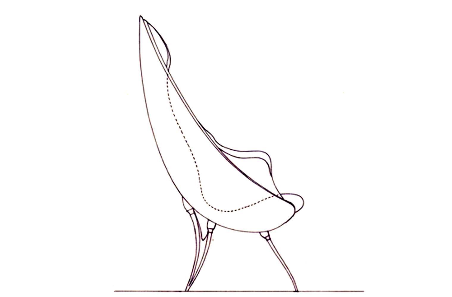 (not yet) fertilized egg chair