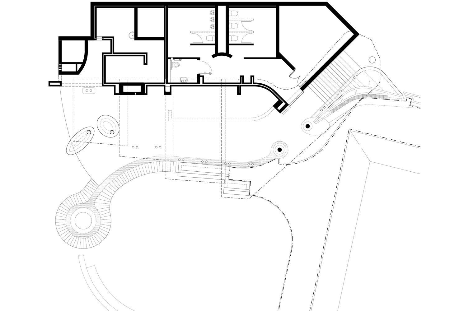 St. Francis Bay - Plan Pool Pavillion