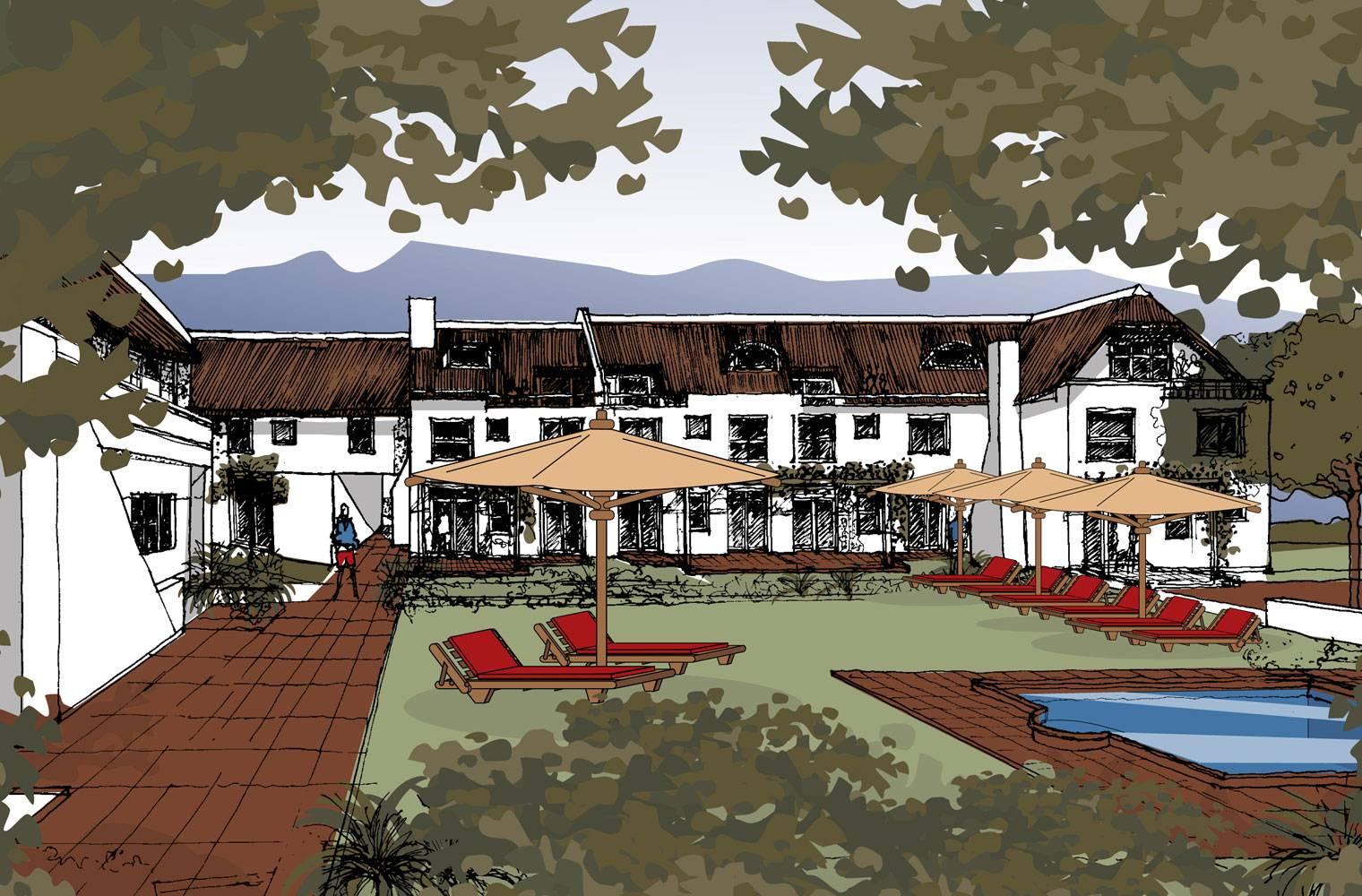 St. Francis Bay - Concept Rendering