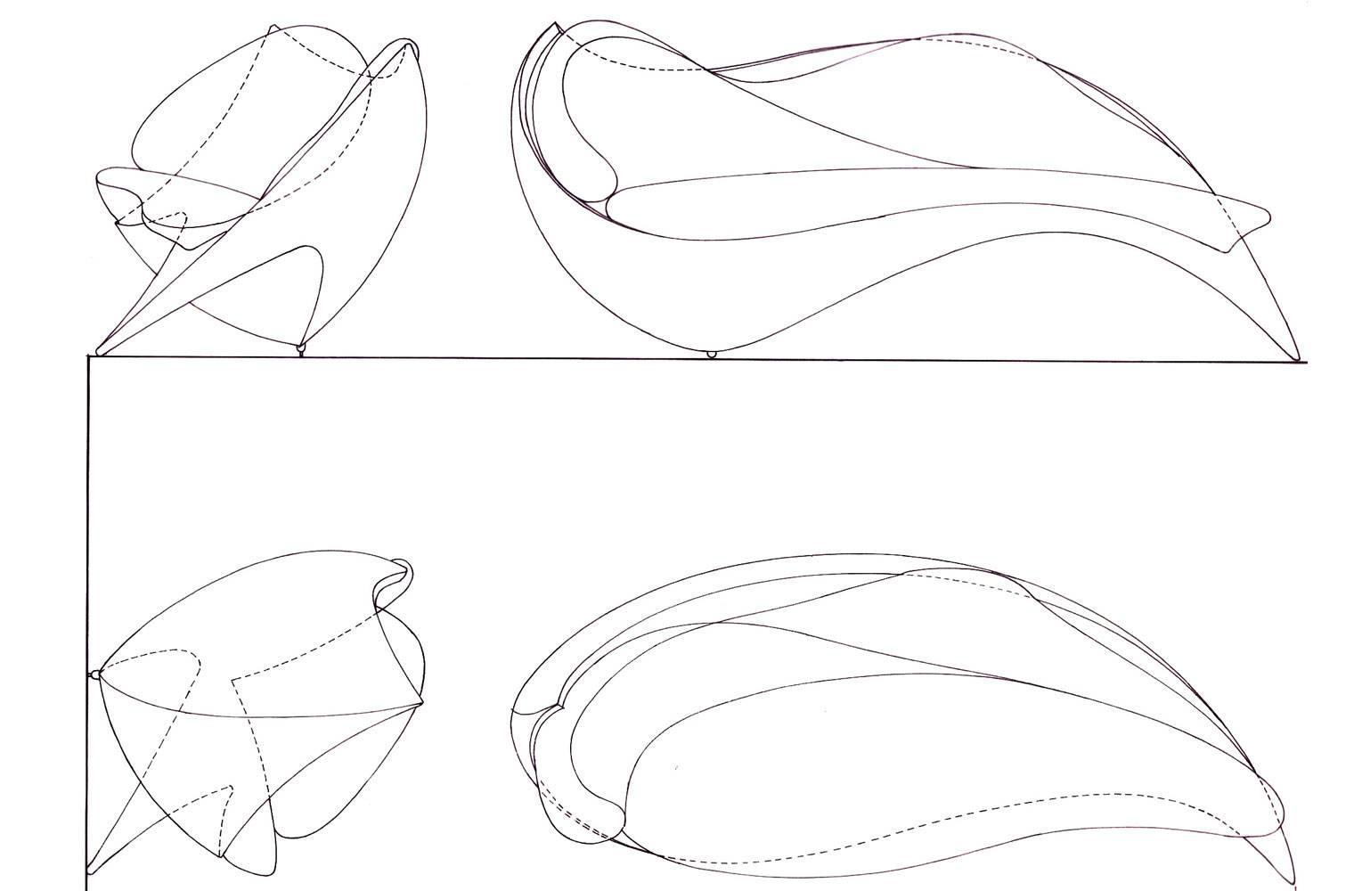 Whale Seat - Design Drawings