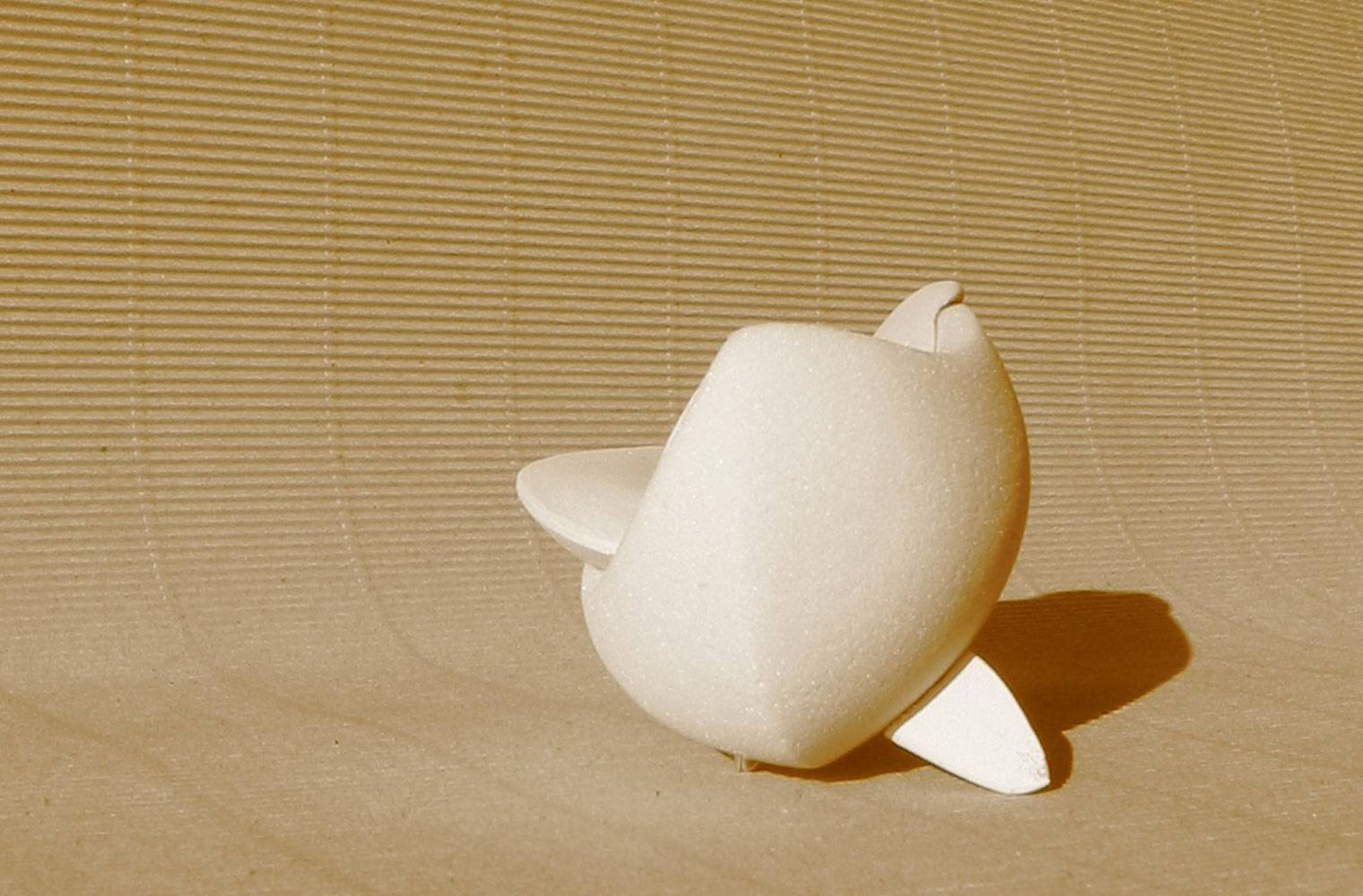 Whale Seat - Design Model