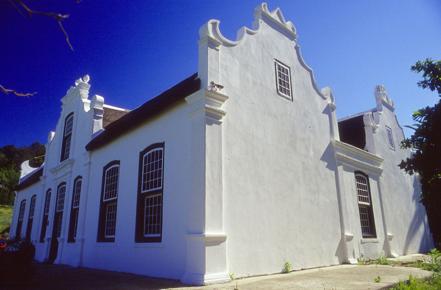 Restoration Work - Weltevreden