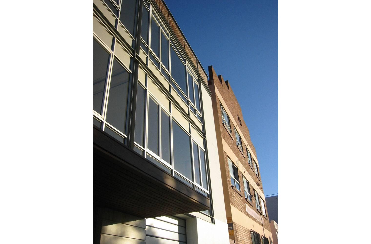218 Buitengragt Street - Facade Detail