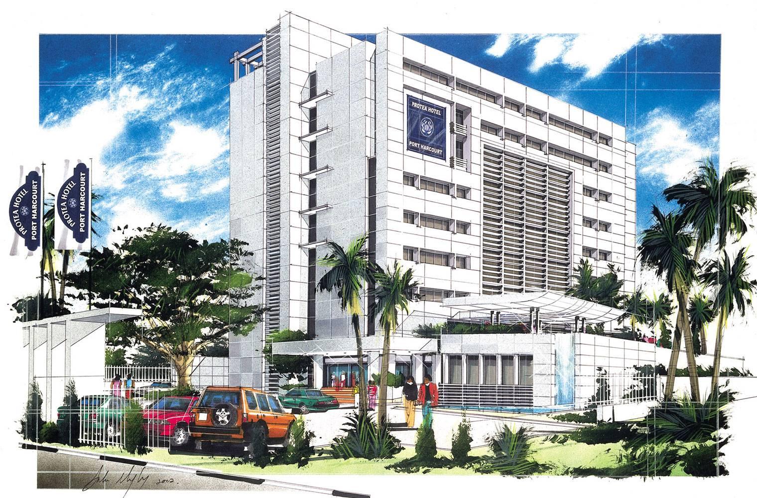 Protea Hotels  - Port Harcourt, Nigeria