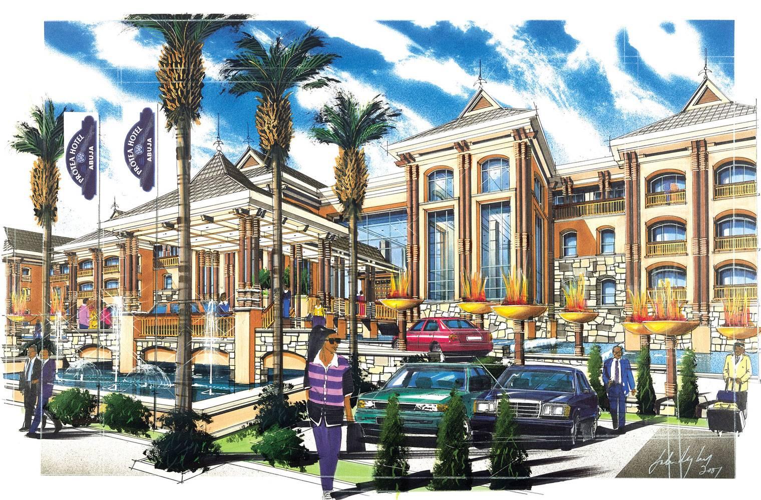 Protea Hotels Abuja, Nigeria