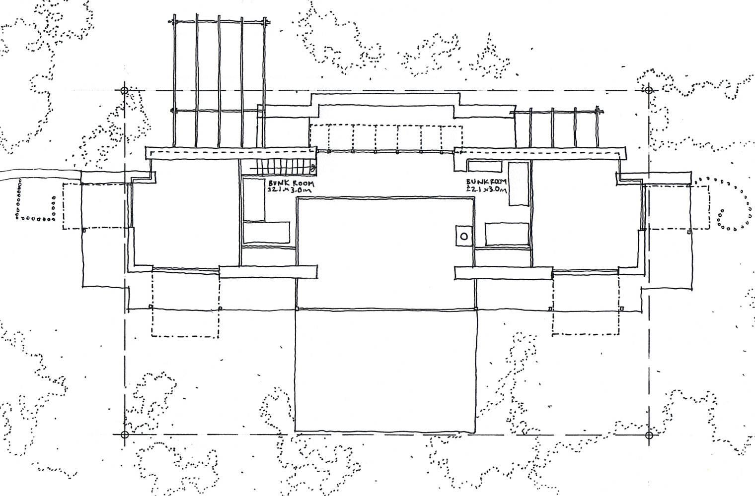 Breede River - Loft Floor Plan