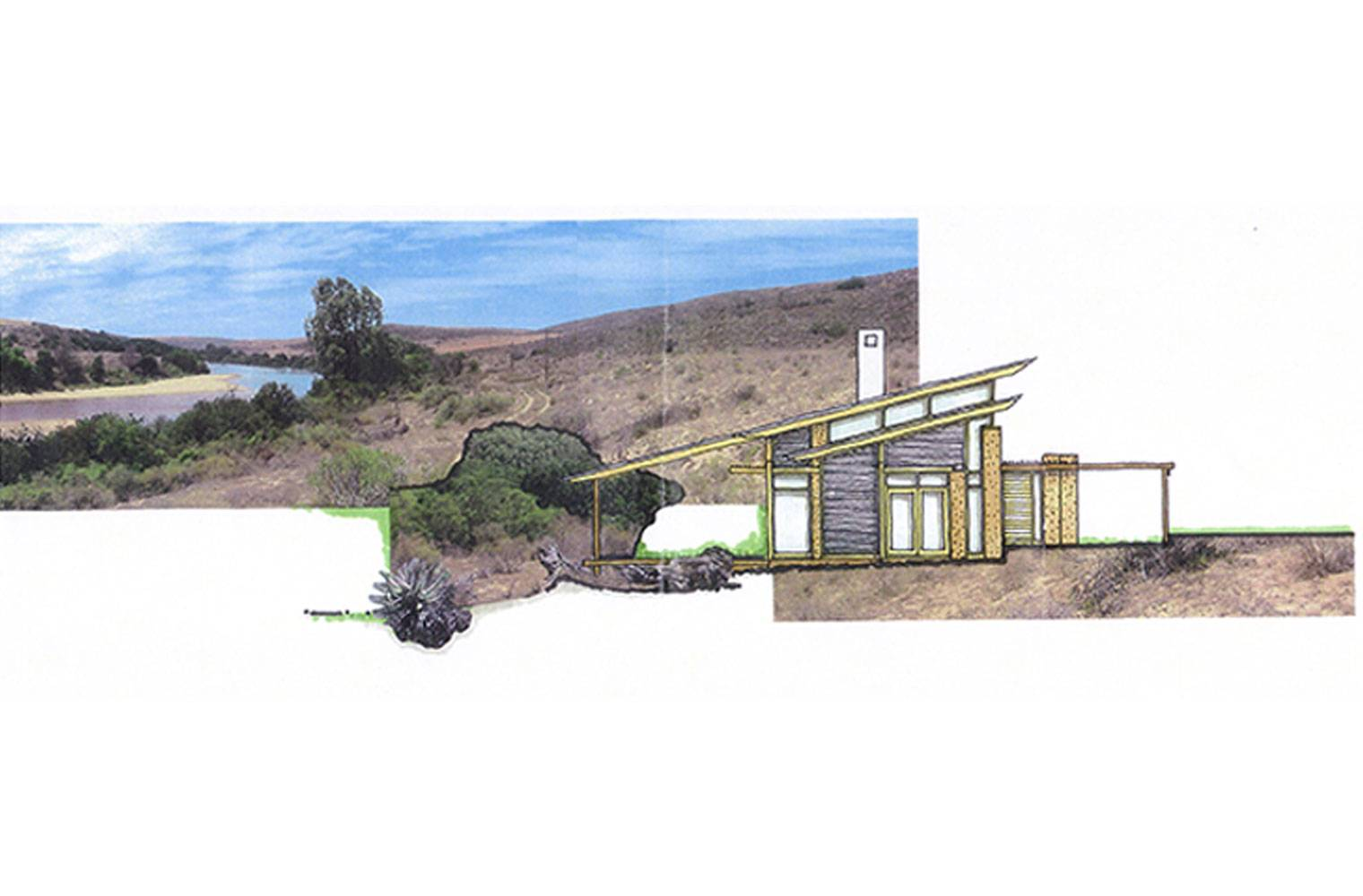 Breede River - Concept Elevation