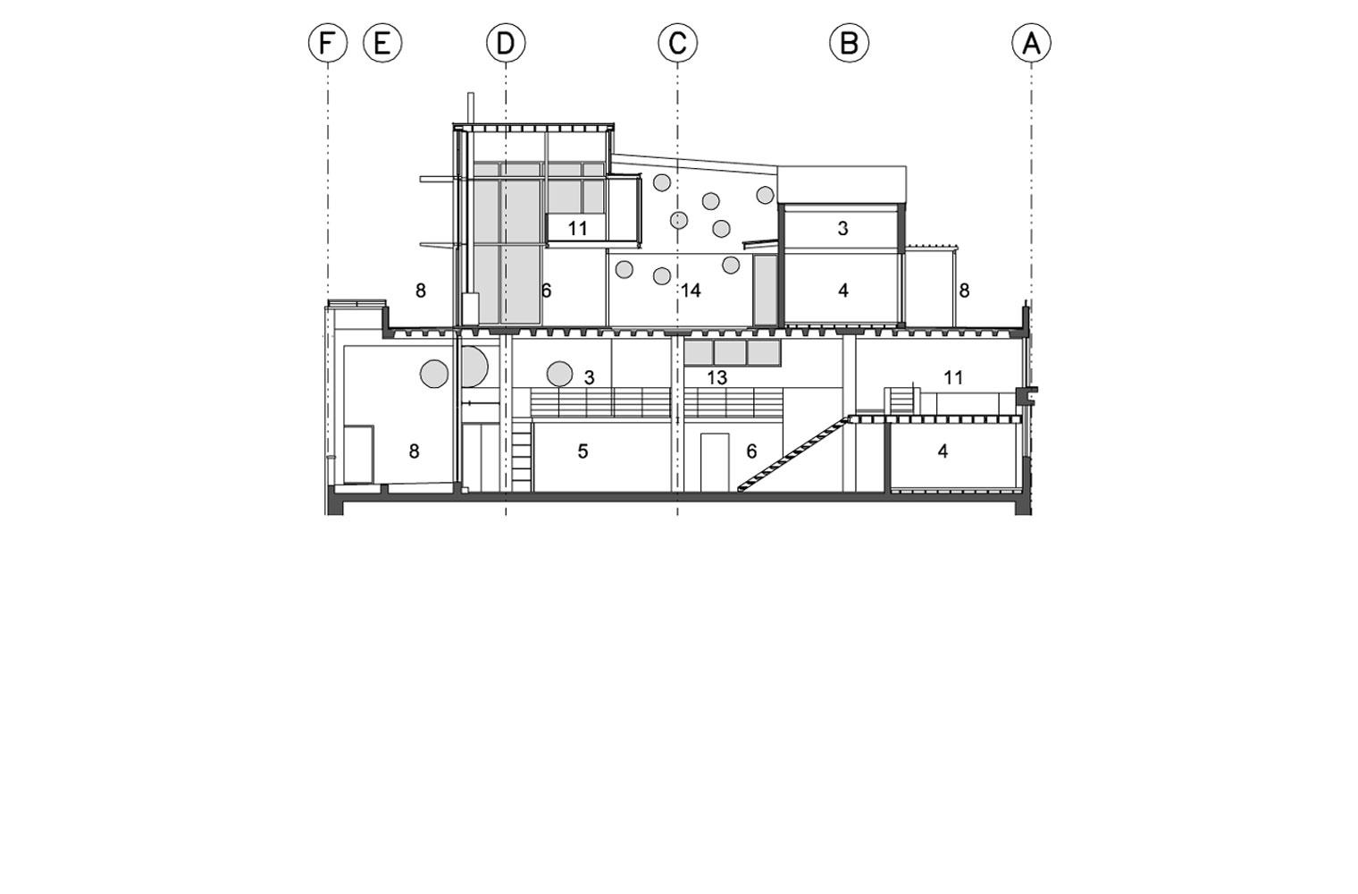 Leyden House Section AA