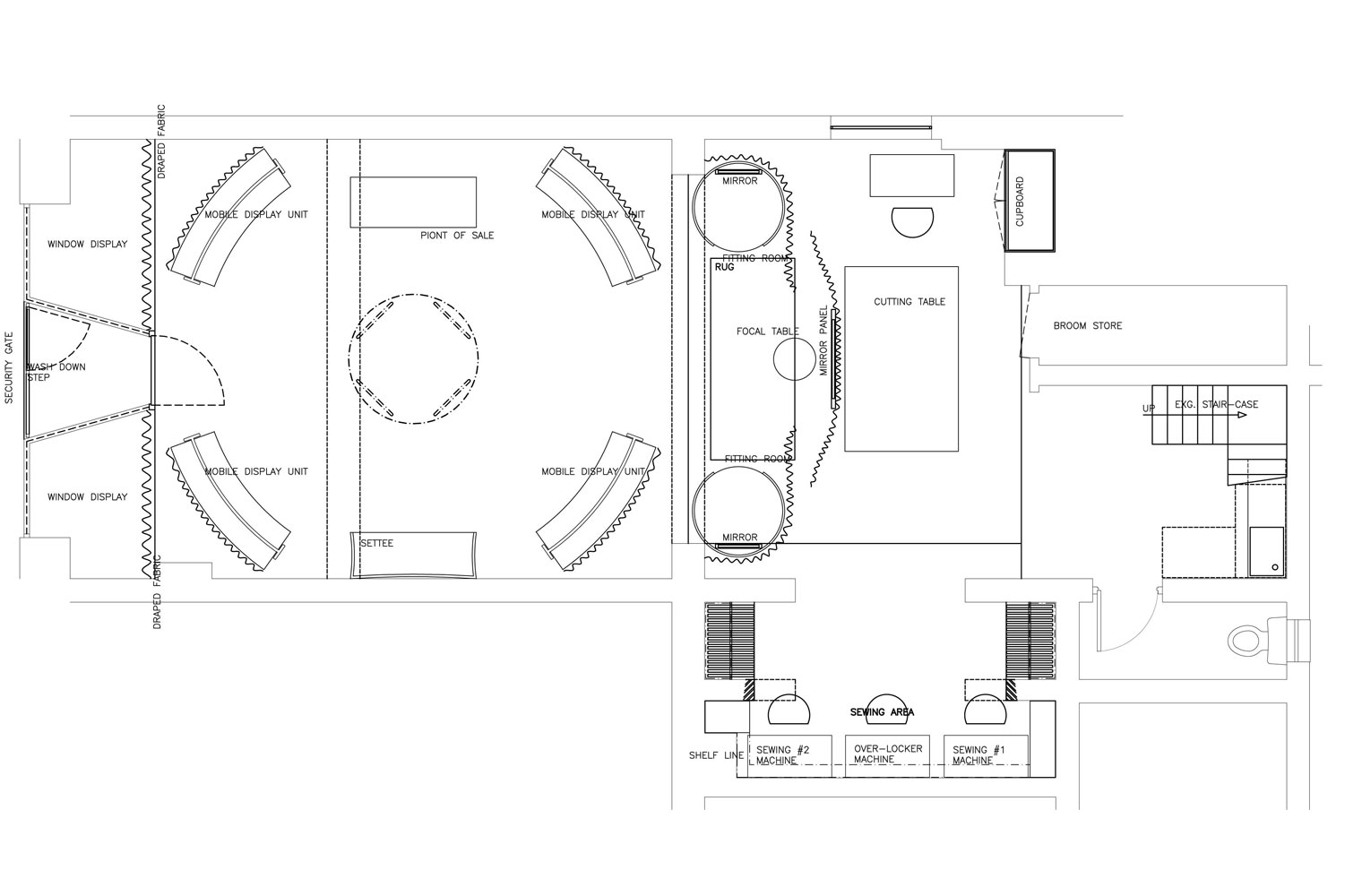 Mystic Rose - Floor Plan