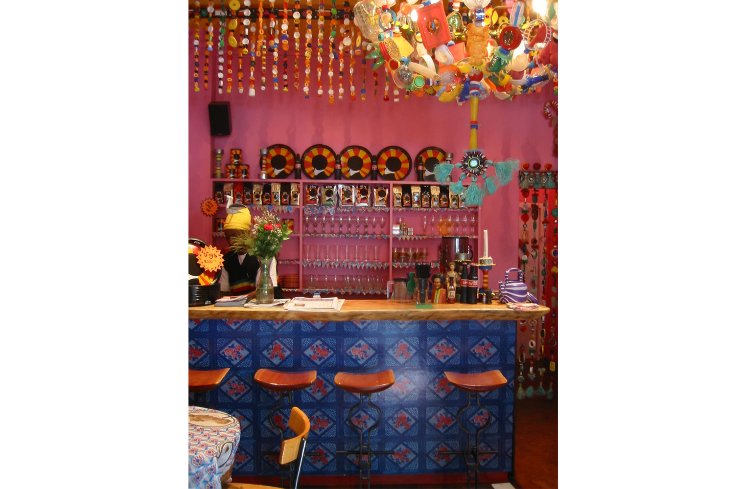 Afro Coffee Cafe - Church Street, Cape Town