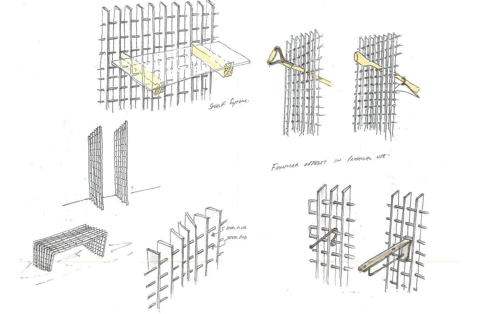 Robben Island - Retail Unit Concept Details