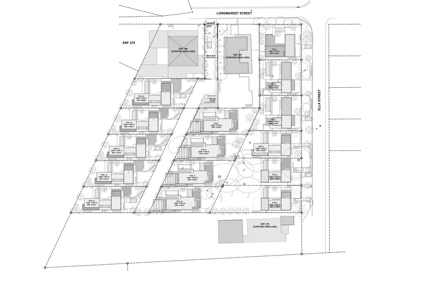 Signal Hill - Site Plan