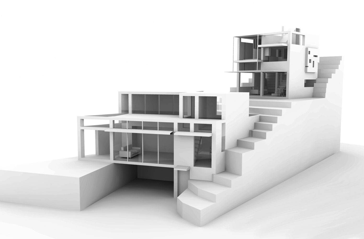 House Rese - Model View