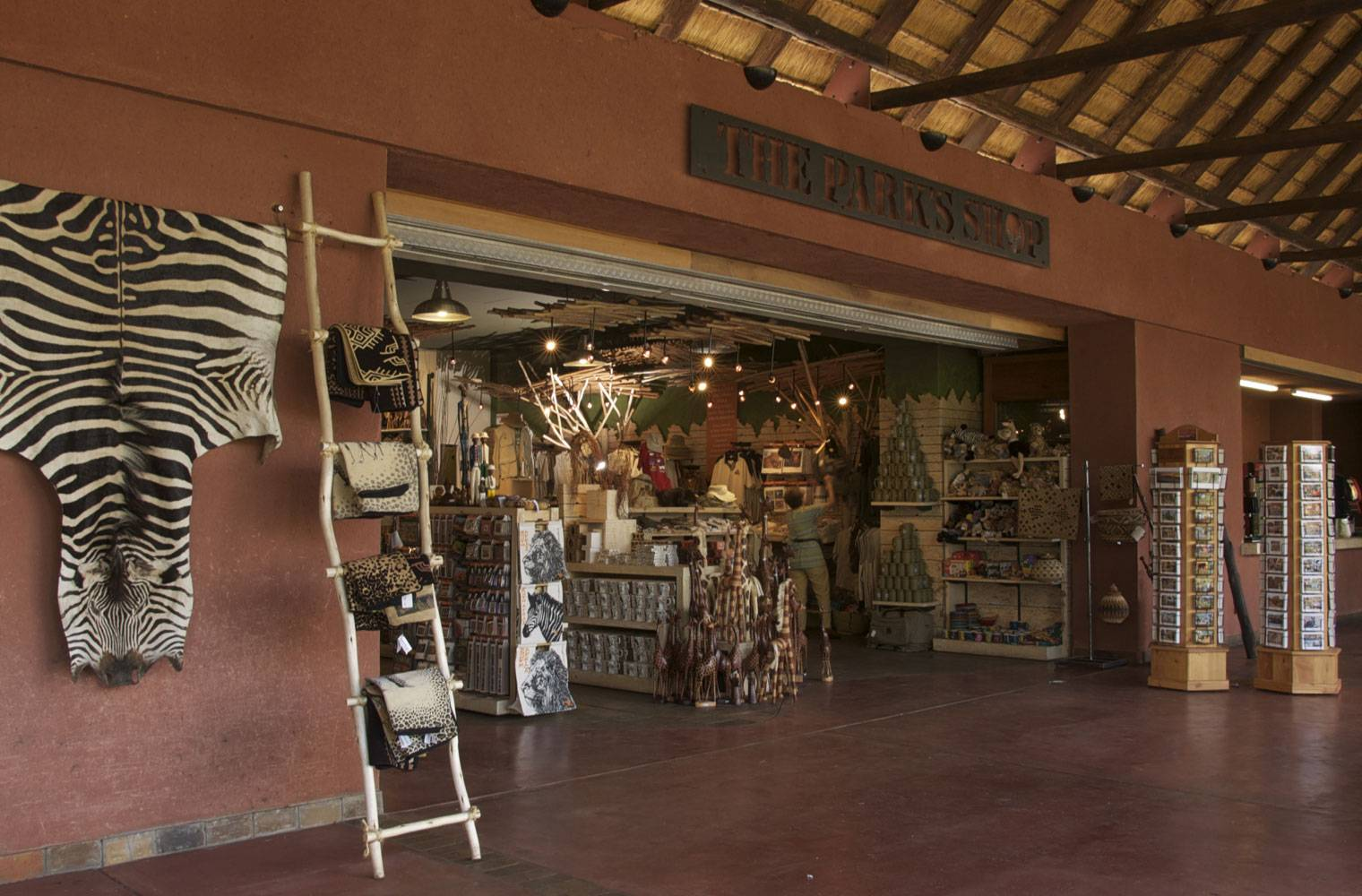 The Parks Shop - Lower Sabi Camp