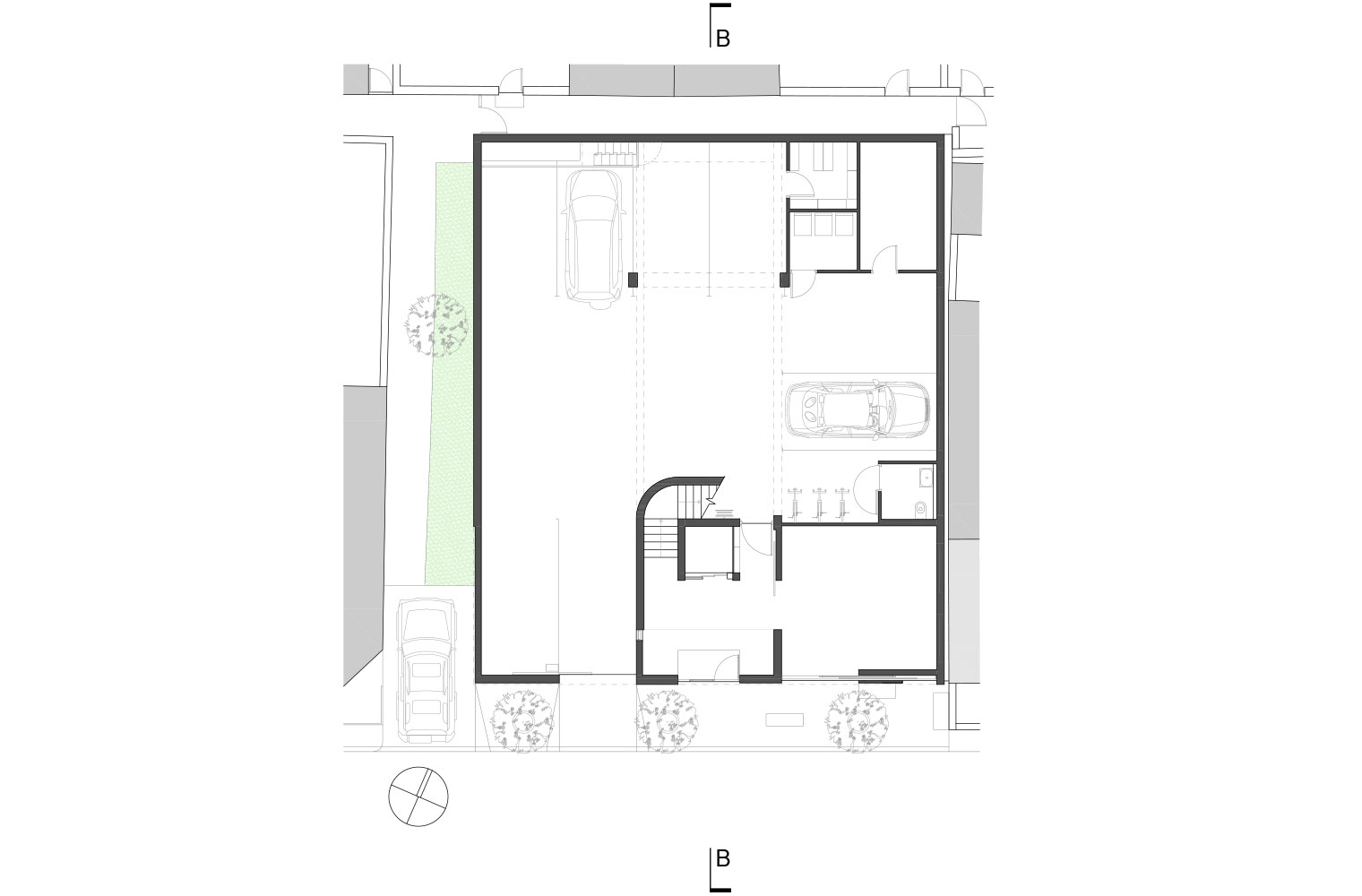 236-Buitengracht-Ground Floor Plan