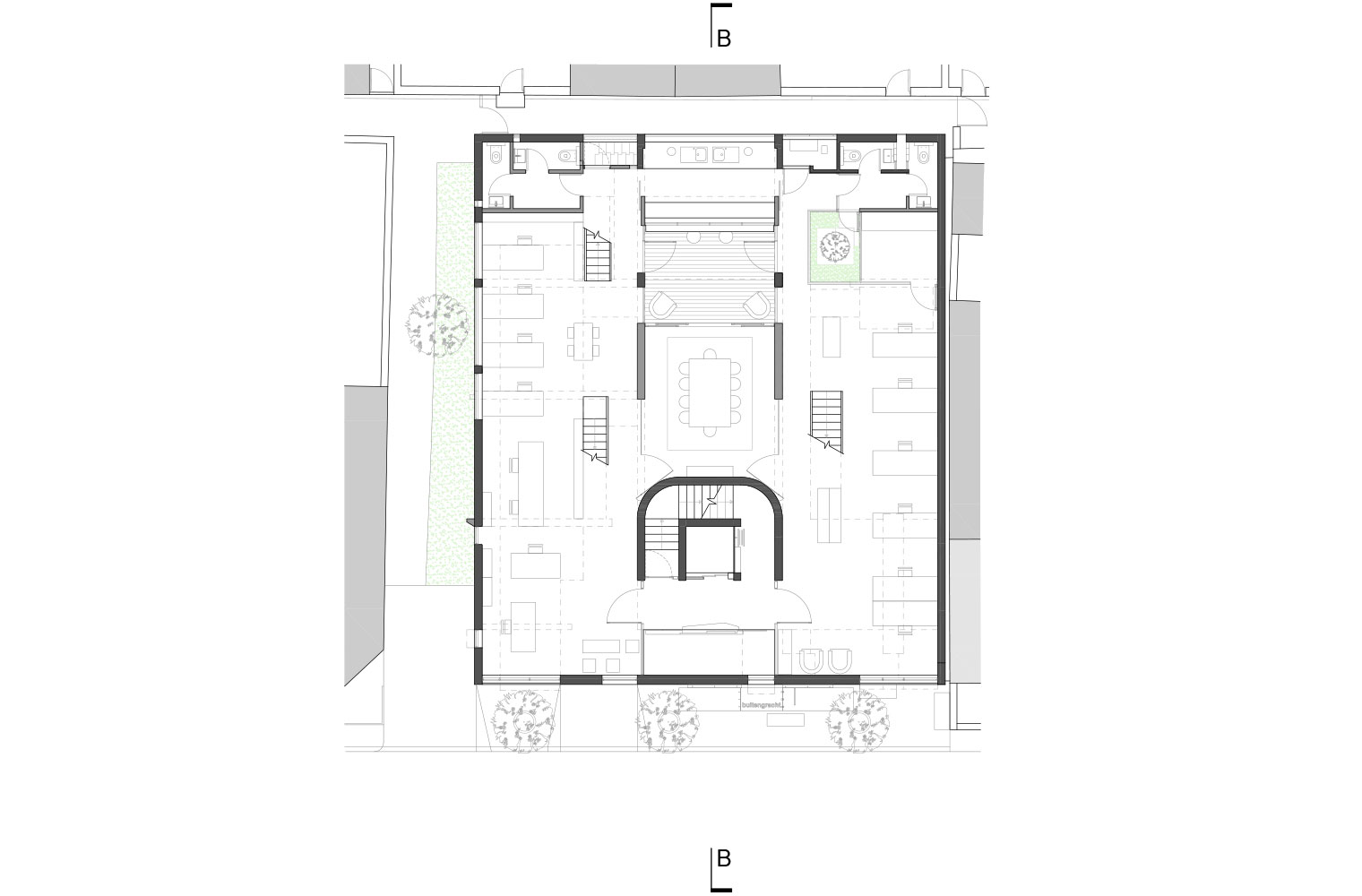 236-Buitengracht-First Floor Plan