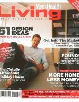 cover Mens Health Living-JulAug2008-House  J