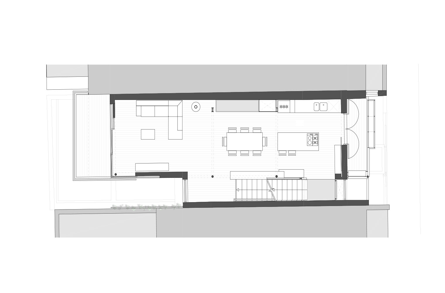 43 Lion Street - First Floor Plan
