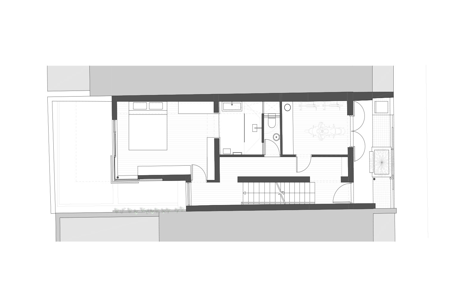 43 Lion Street - Ground Floor Plan