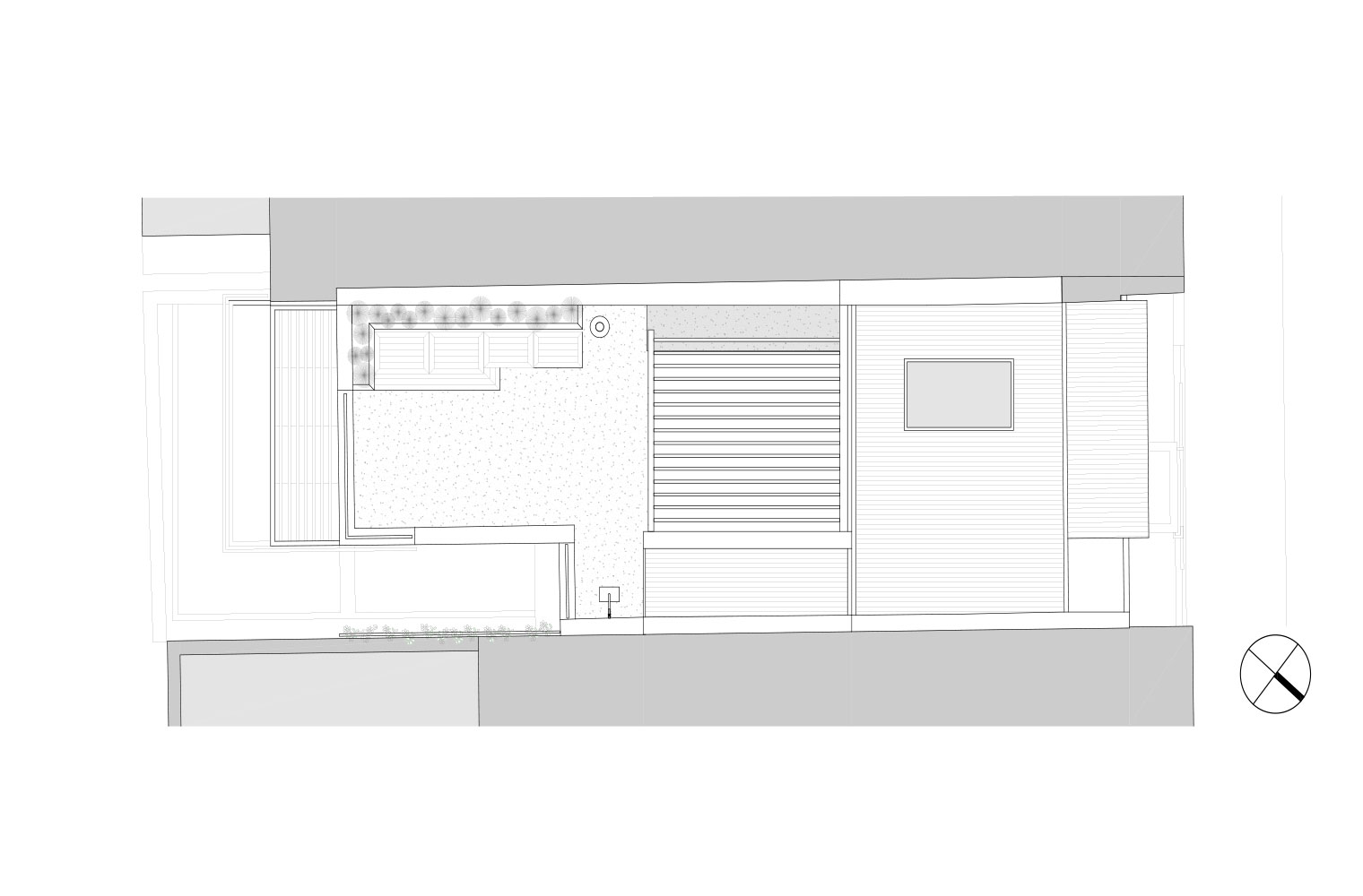 43 Lion Street - Site & Roof Plan