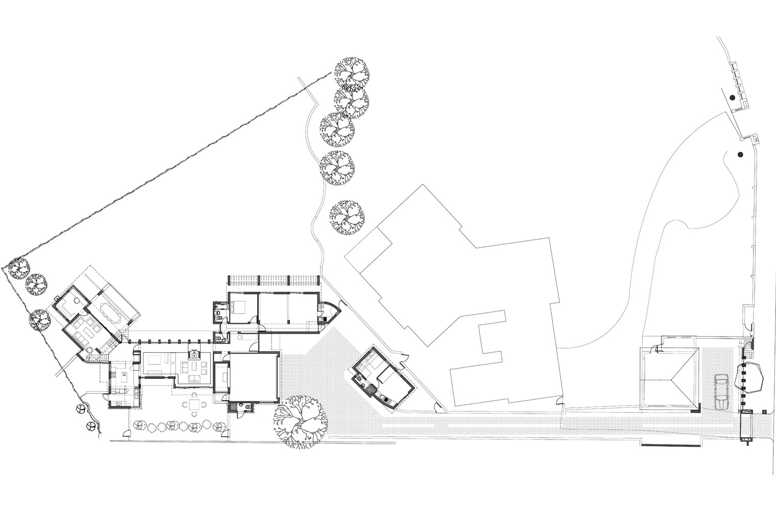 Hurlingham House - Ground Floor Plan