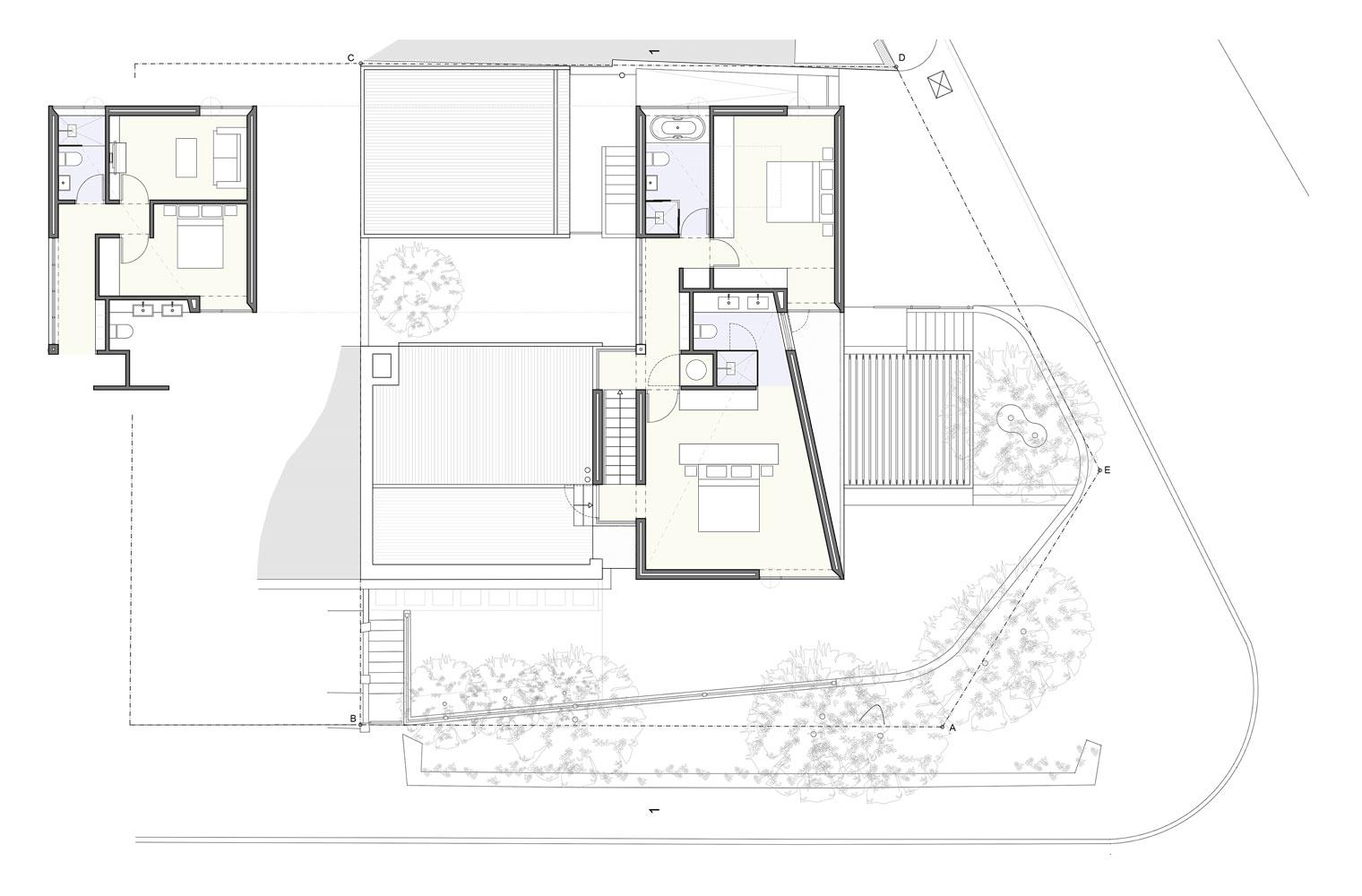 27 Clovelly Avenue - 1st Floor Plan