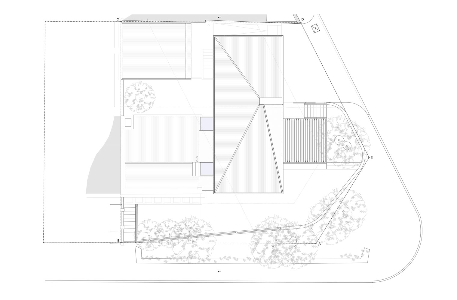27 Clovelly Avenue - Roof Plan