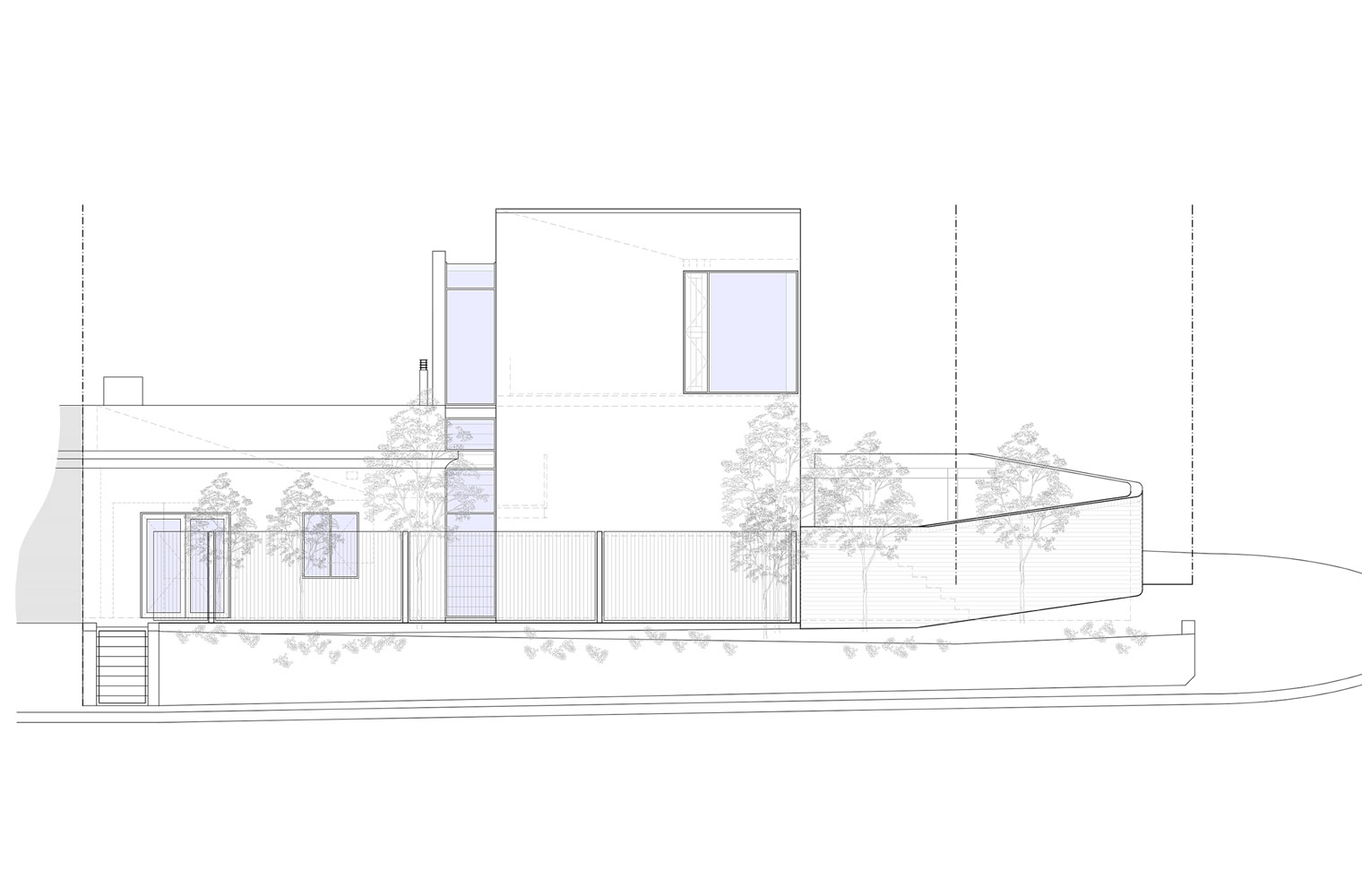 27 Clovelly Avenue - Clovelly Avenue Elevation