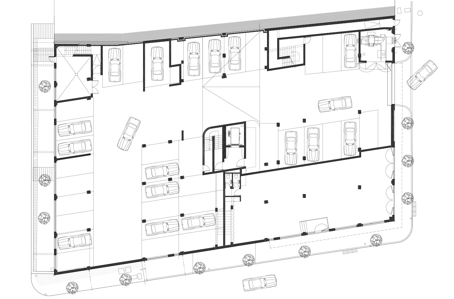 Canterbury Square-Ground Floor Plan