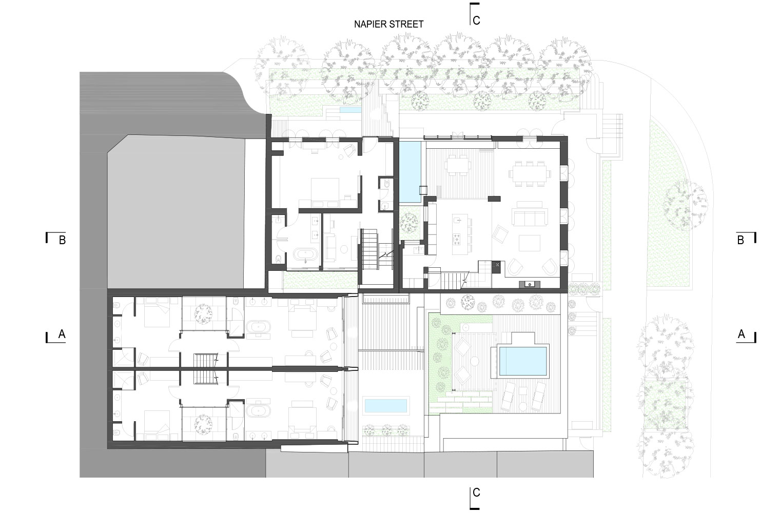 De Waterkant - First Floor Plan