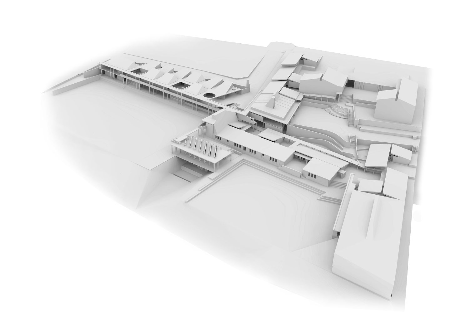 Disa Primary School - Conceptual Model