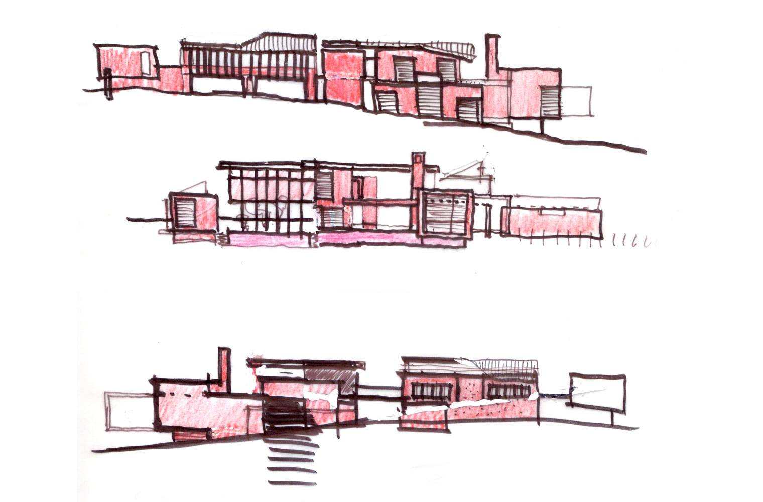 House reddy hall team architects for Team x architecture